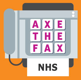 NHS Axe The Fax