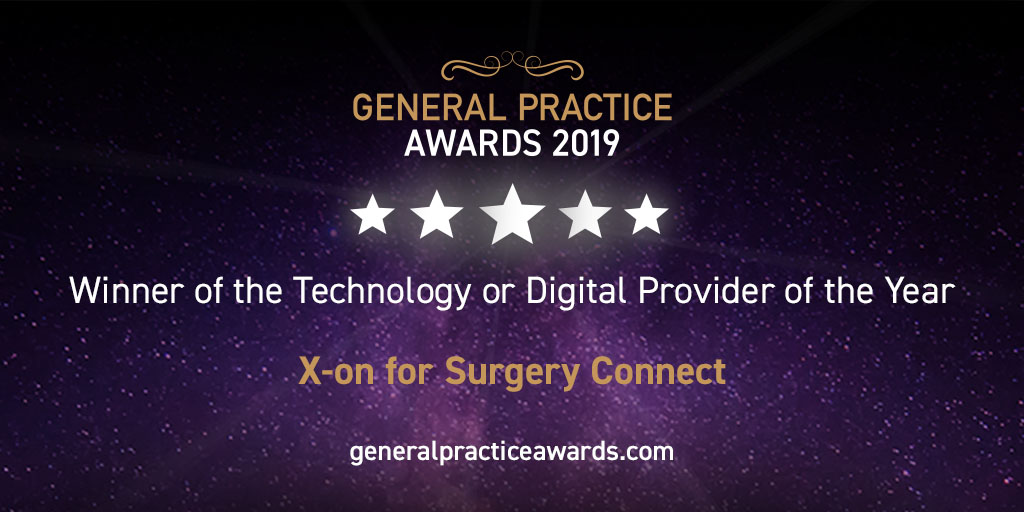 General Practice Awards 2019 Technology/Digital Solution Provider of the Year